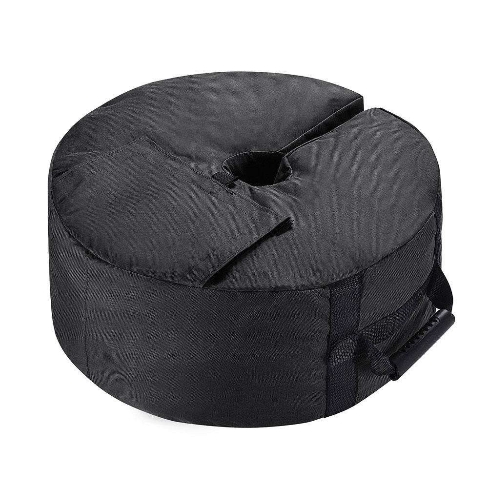 16-034-Round-Weight-Sand-Bag-for-Outdoor-Umbrella-Offset-Base-Stand-Patio-Garden thumbnail 5