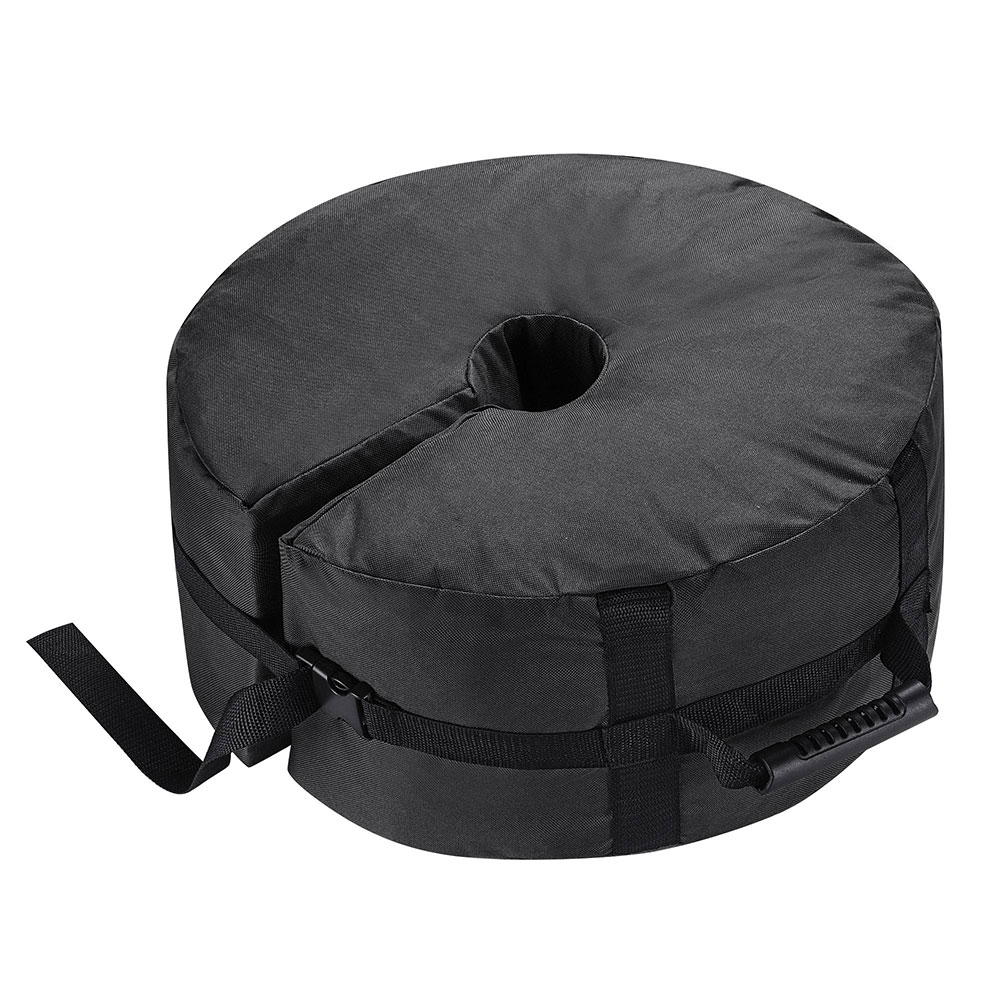 16-034-Round-Weight-Sand-Bag-for-Outdoor-Umbrella-Offset-Base-Stand-Patio-Garden thumbnail 6