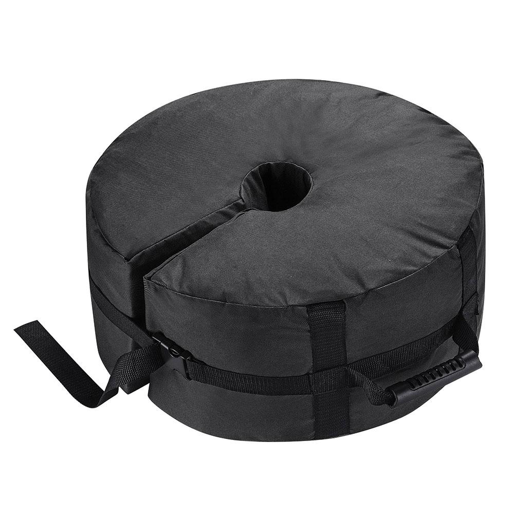 Round-Weight-Sand-Bag-for-Outdoor-Umbrella-Offset-Base-Stand-Patio-Garden thumbnail 6