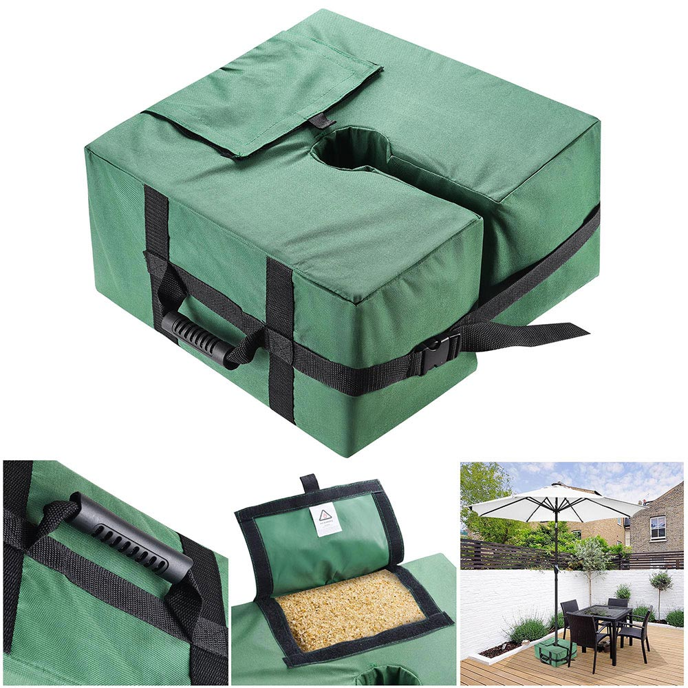 16-034-Square-Weight-Sand-Bag-for-Outdoor-Umbrella-Offset-Base-Stand-Patio-Garden thumbnail 12