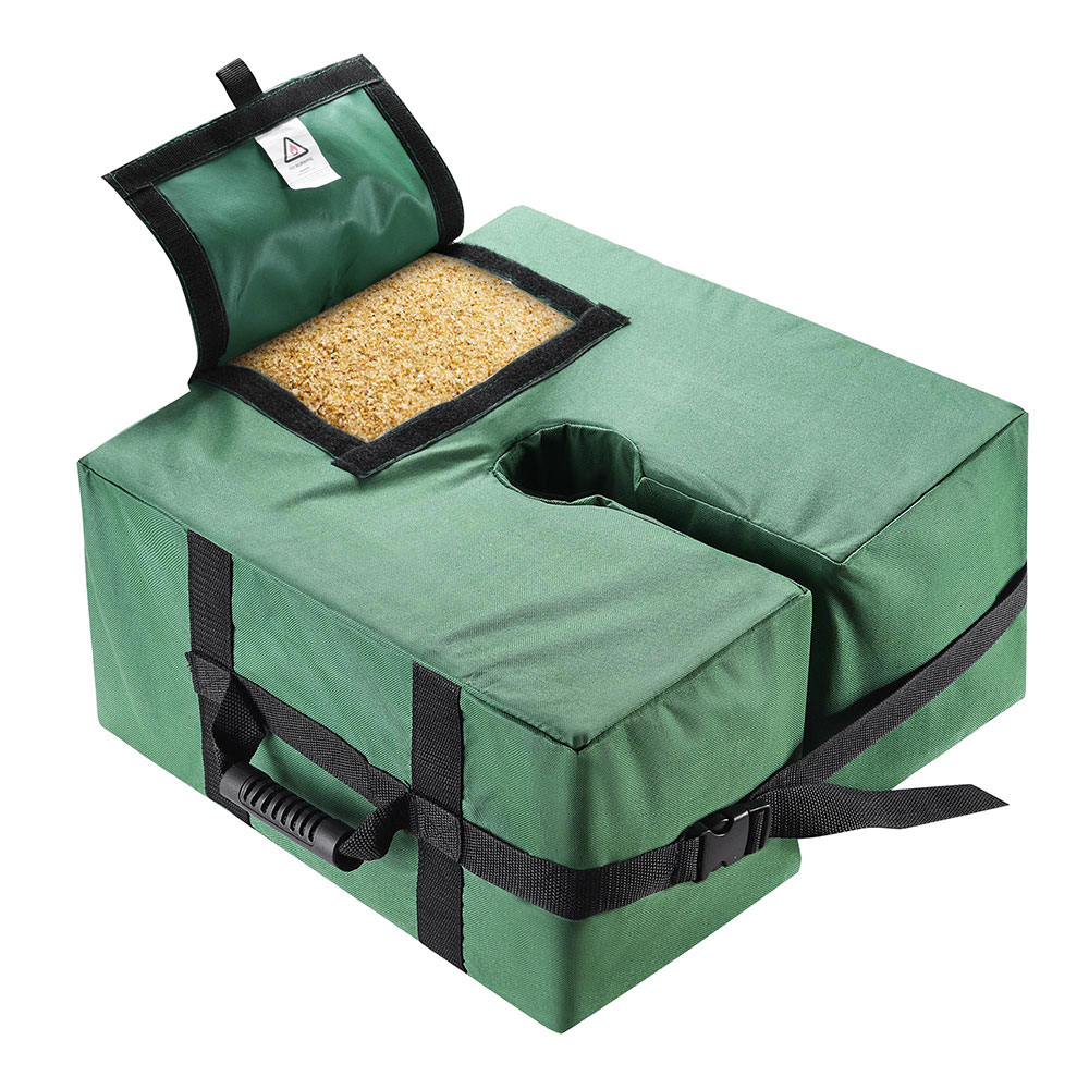 16-034-Square-Weight-Sand-Bag-for-Outdoor-Umbrella-Offset-Base-Stand-Patio-Garden thumbnail 16