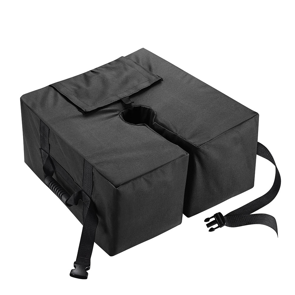 16-034-Square-Weight-Sand-Bag-for-Outdoor-Umbrella-Offset-Base-Stand-Patio-Garden thumbnail 4