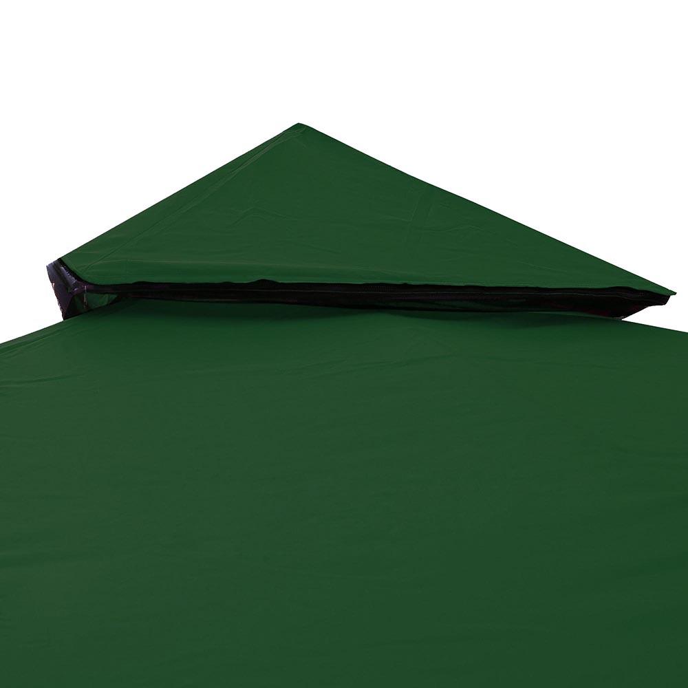 8x8-039-10x10-039-12x12-039-Gazebo-Top-Canopy-Replacement-UV30-Patio-Outdoor-Garden-Cover thumbnail 130