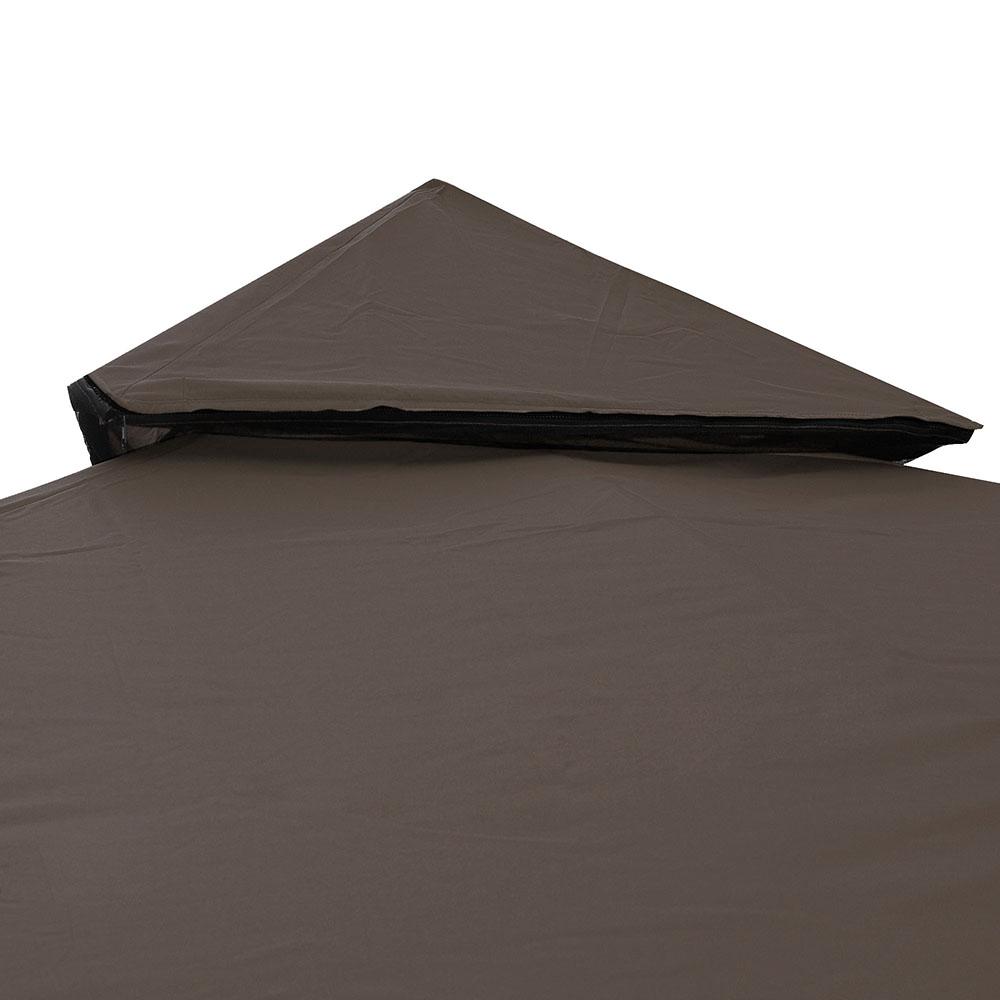 8x8-039-10x10-039-12x12-039-Gazebo-Top-Canopy-Replacement-UV30-Patio-Outdoor-Garden-Cover thumbnail 33