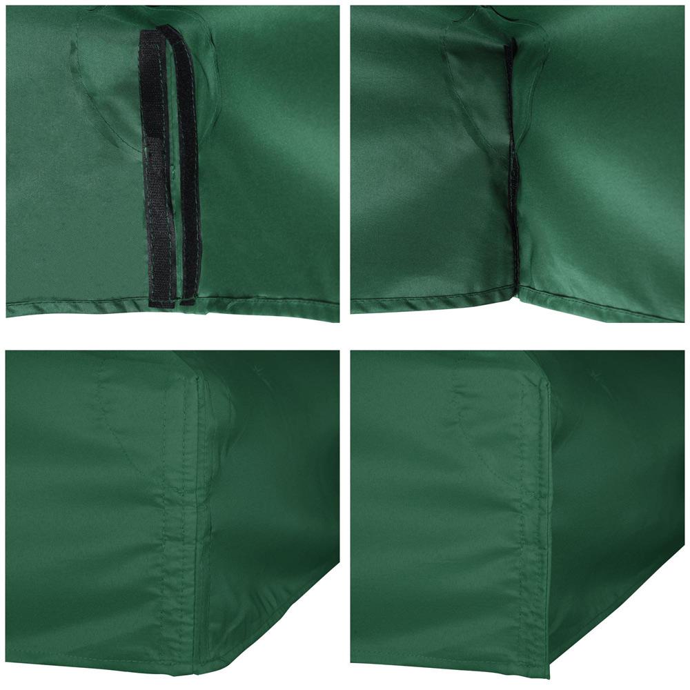 8x8-039-10x10-039-12x12-039-Gazebo-Top-Canopy-Replacement-UV30-Patio-Outdoor-Garden-Cover thumbnail 47