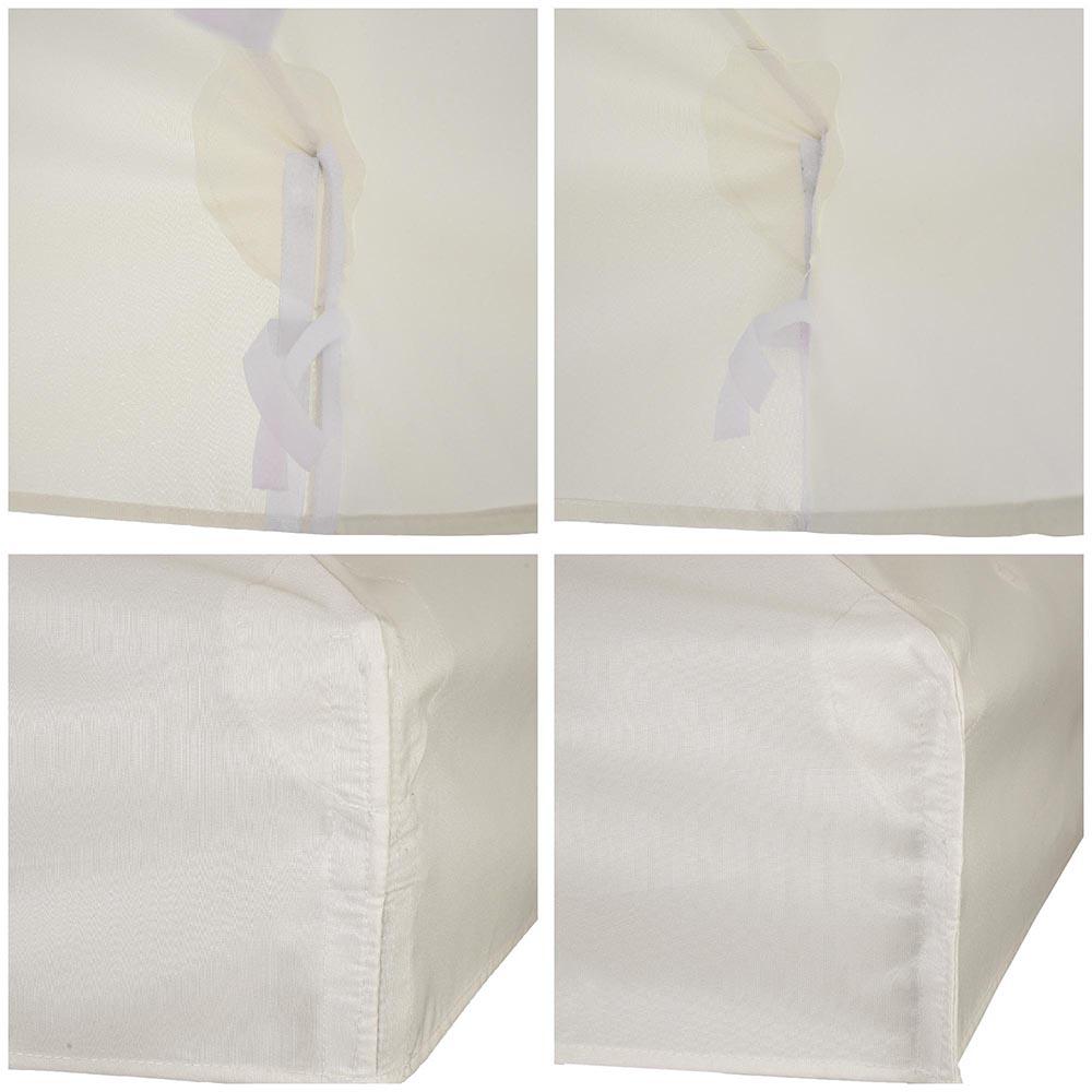 8x8' 10x10' 12x12' Gazebo Top Canopy Replacement UV30 ...