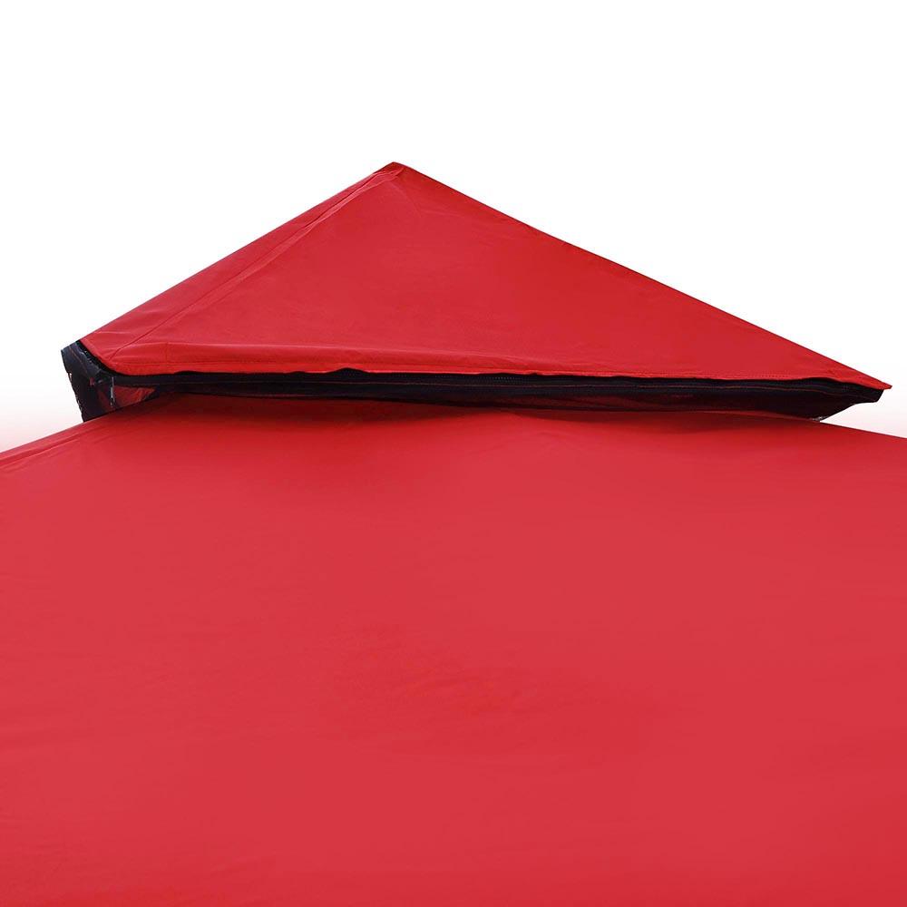 8x8-039-10x10-039-12x12-039-Gazebo-Top-Canopy-Replacement-UV30-Patio-Outdoor-Garden-Cover thumbnail 218