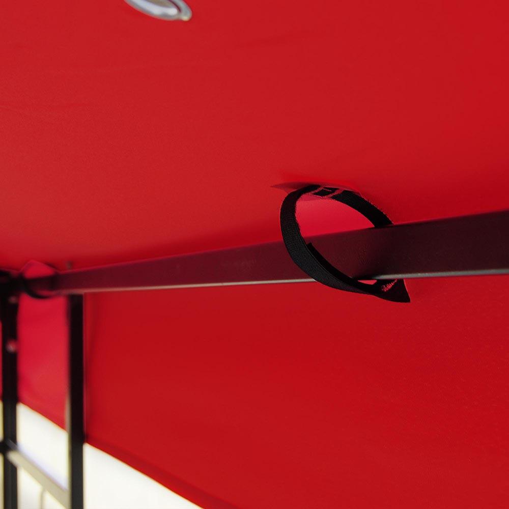 8x8-039-10x10-039-12x12-039-Gazebo-Top-Canopy-Replacement-UV30-Patio-Outdoor-Garden-Cover thumbnail 221