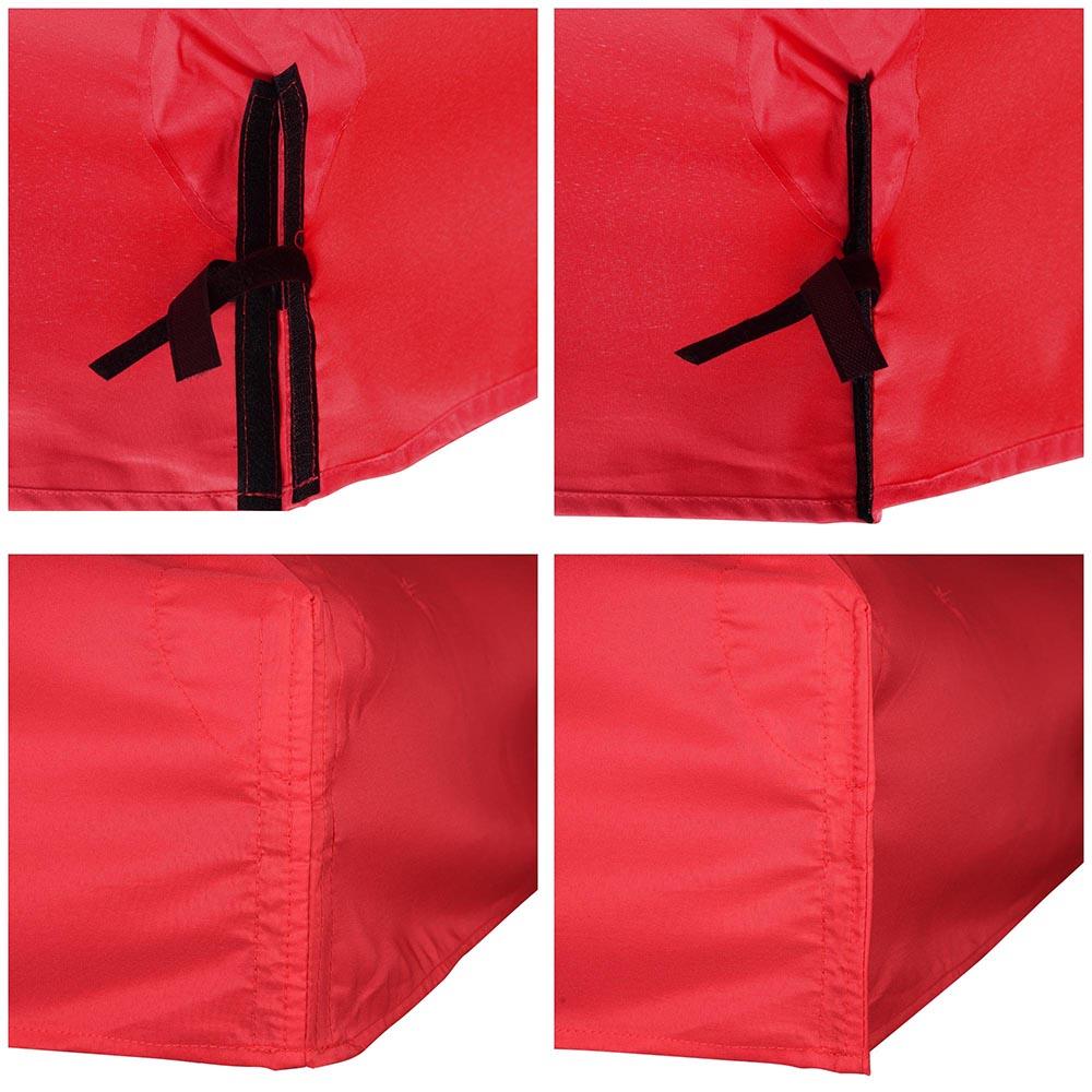 8x8-039-10x10-039-12x12-039-Gazebo-Top-Canopy-Replacement-UV30-Patio-Outdoor-Garden-Cover thumbnail 222