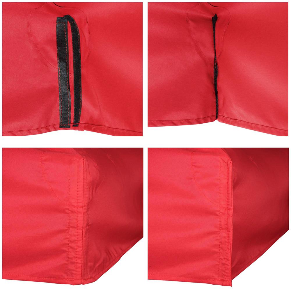8x8-039-10x10-039-12x12-039-Gazebo-Top-Canopy-Replacement-UV30-Patio-Outdoor-Garden-Cover thumbnail 30