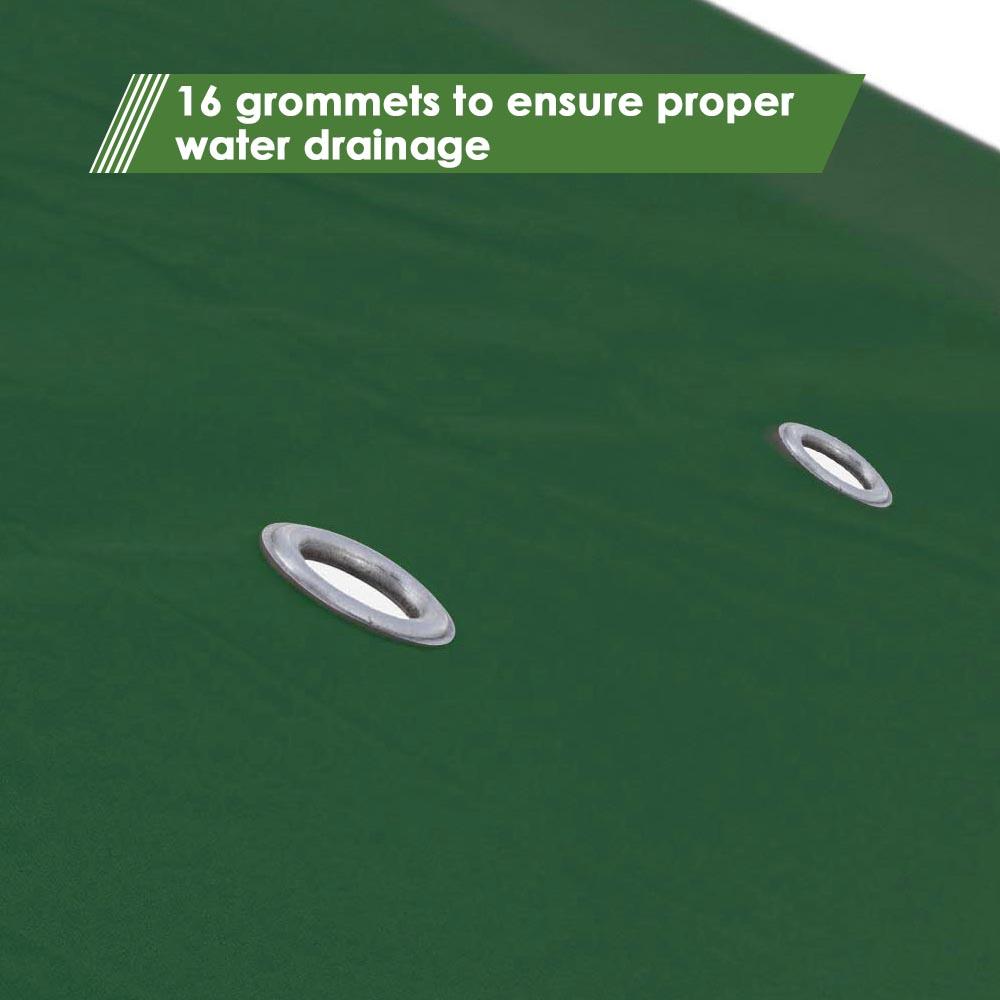 8x8-039-10x10-039-12x12-039-Gazebo-Top-Canopy-Replacement-UV30-Patio-Outdoor-Garden-Cover thumbnail 162