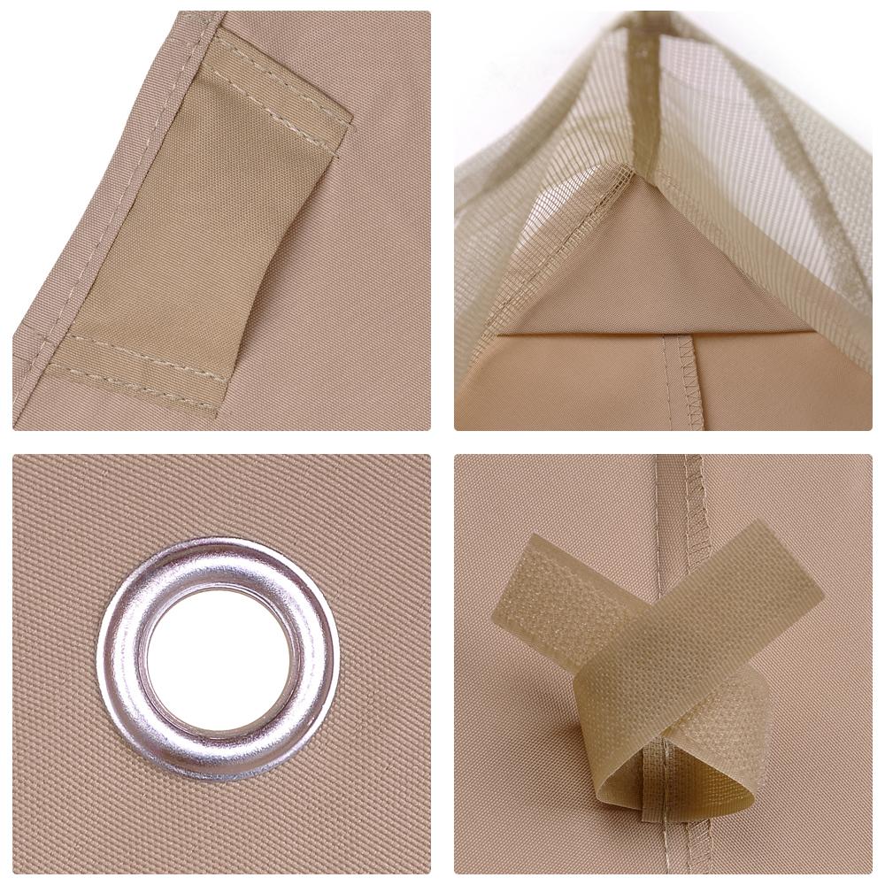 8x8-039-10x10-039-12x12-039-Gazebo-Top-Canopy-Replacement-UV30-Patio-Outdoor-Garden-Cover thumbnail 73