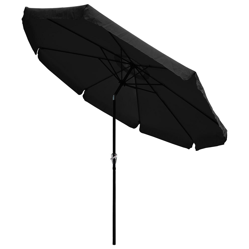 Outdoor-Patio-Umbrella-Aluminum-8ft-9ft-10ft-13ft-Common-LED-Option-Beach-Garden thumbnail 16