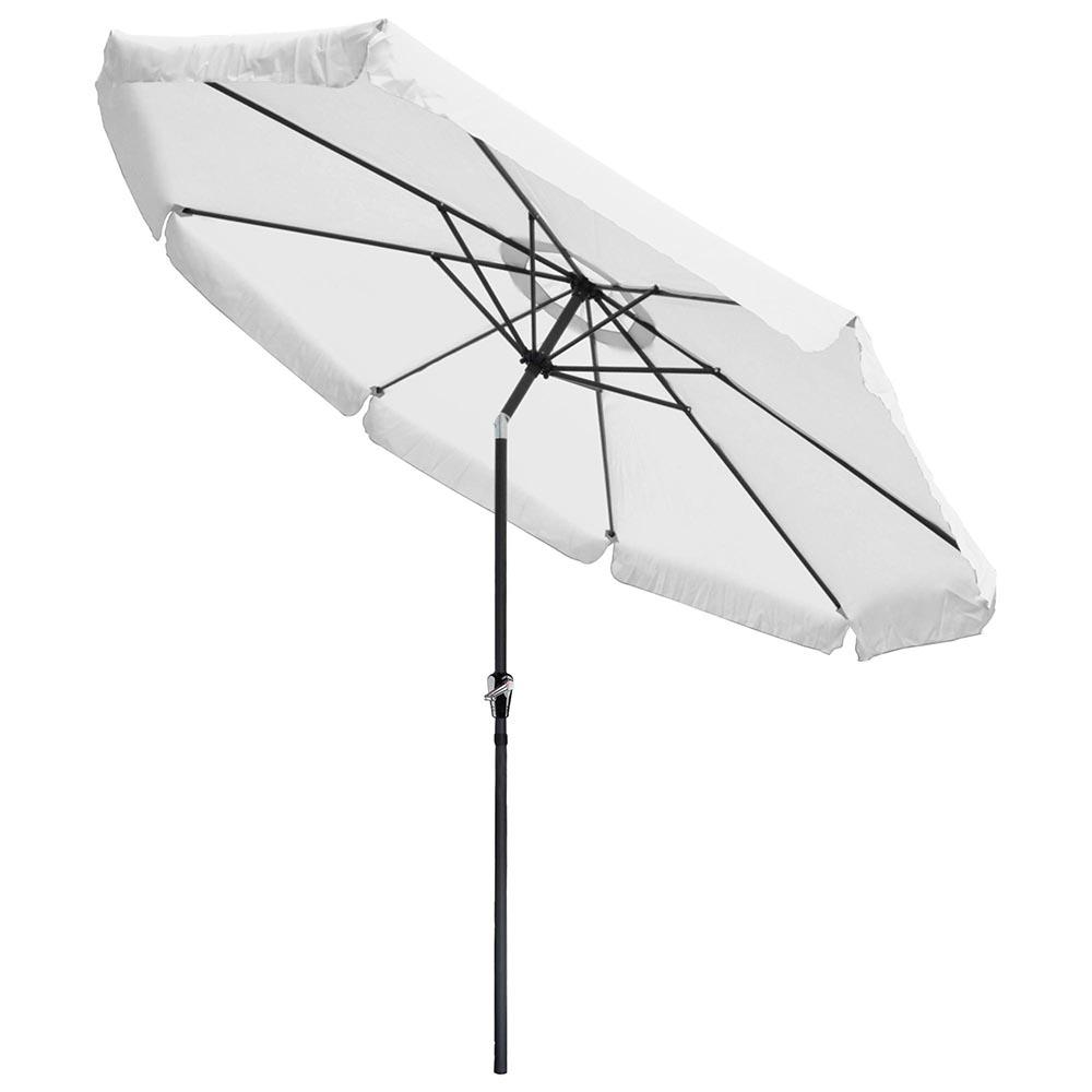 Outdoor-Patio-Umbrella-Aluminum-8ft-9ft-10ft-13ft-Common-LED-Option-Beach-Garden thumbnail 24