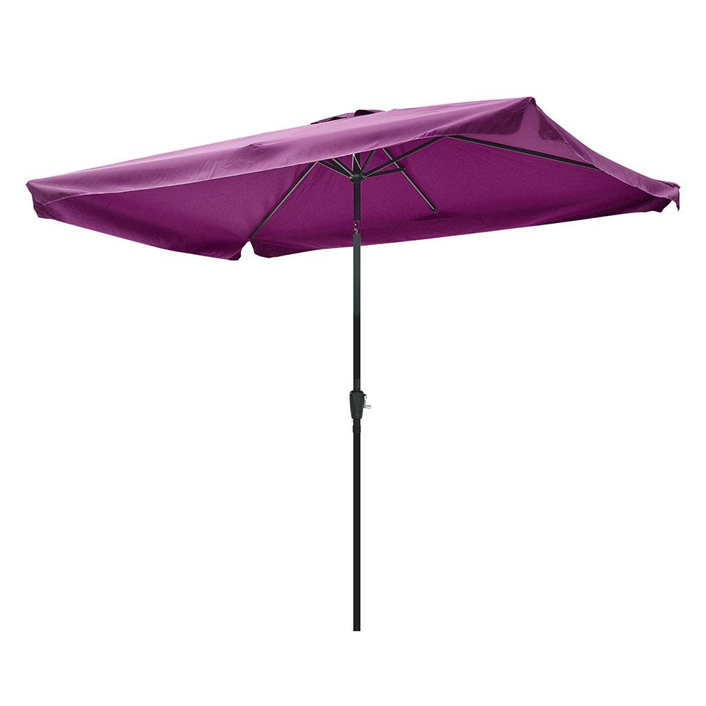 Outdoor-Patio-Umbrella-Aluminum-8ft-9ft-10ft-13ft-Common-LED-Option-Beach-Garden thumbnail 91