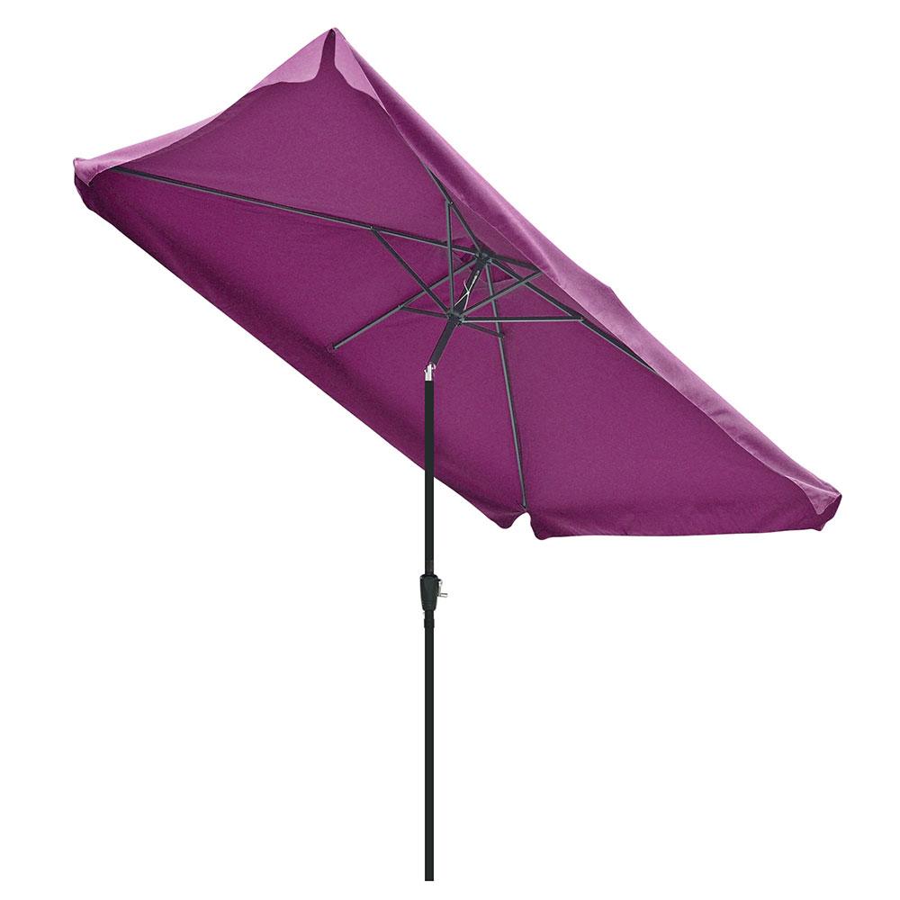 Outdoor-Patio-Umbrella-Aluminum-8ft-9ft-10ft-13ft-Common-LED-Option-Beach-Garden thumbnail 90