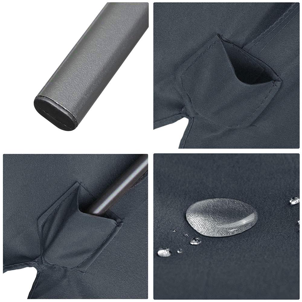 Outdoor-Patio-Umbrella-Aluminum-8ft-9ft-10ft-13ft-Common-LED-Option-Beach-Garden thumbnail 44