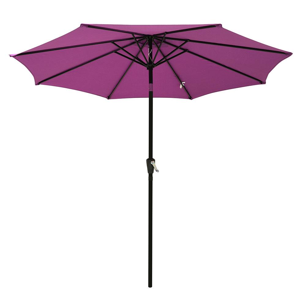 Outdoor-Patio-Umbrella-Aluminum-8ft-9ft-10ft-13ft-Common-LED-Option-Beach-Garden thumbnail 216