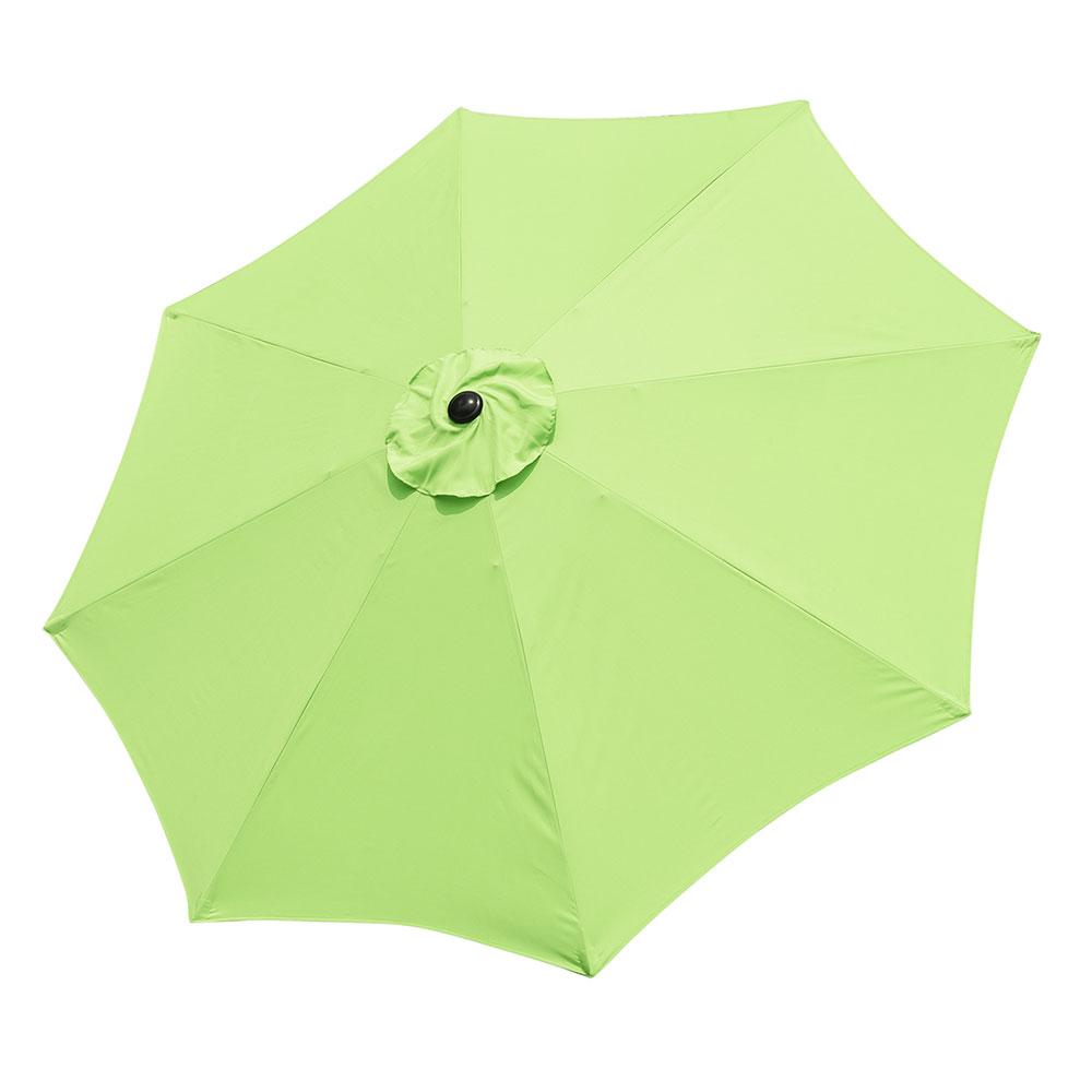 Outdoor-Patio-Umbrella-Aluminum-8ft-9ft-10ft-13ft-Common-LED-Option-Beach-Garden thumbnail 173