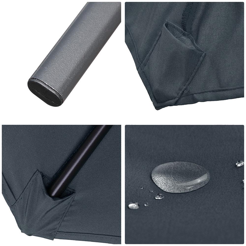 Outdoor-Patio-Umbrella-Aluminum-8ft-9ft-10ft-13ft-Common-LED-Option-Beach-Garden thumbnail 185