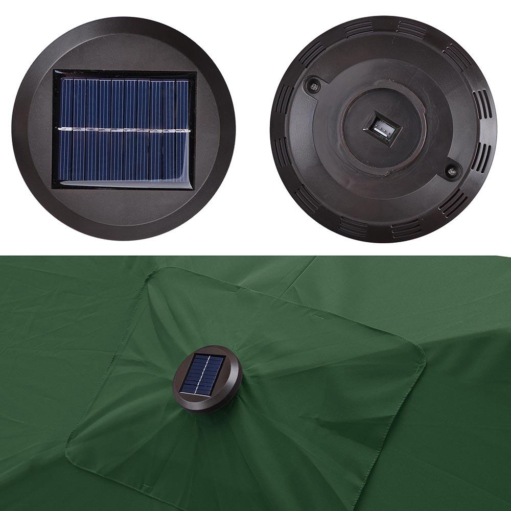 Outdoor-Patio-Umbrella-Aluminum-8ft-9ft-10ft-13ft-Common-LED-Option-Beach-Garden thumbnail 57