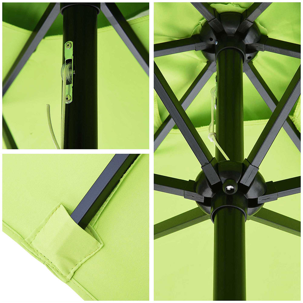 Outdoor-Patio-Umbrella-Aluminum-8ft-9ft-10ft-13ft-Common-LED-Option-Beach-Garden thumbnail 71