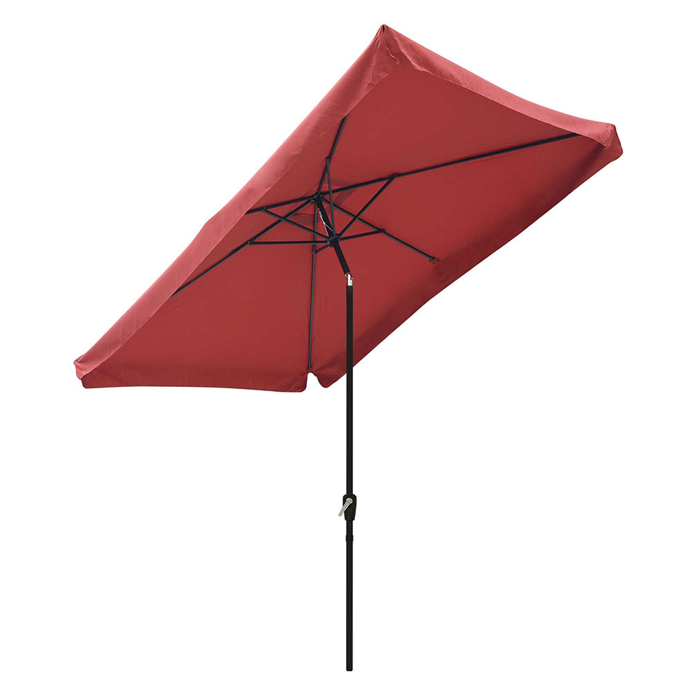 Outdoor-Patio-Umbrella-Aluminum-8ft-9ft-10ft-13ft-Common-LED-Option-Beach-Garden thumbnail 100