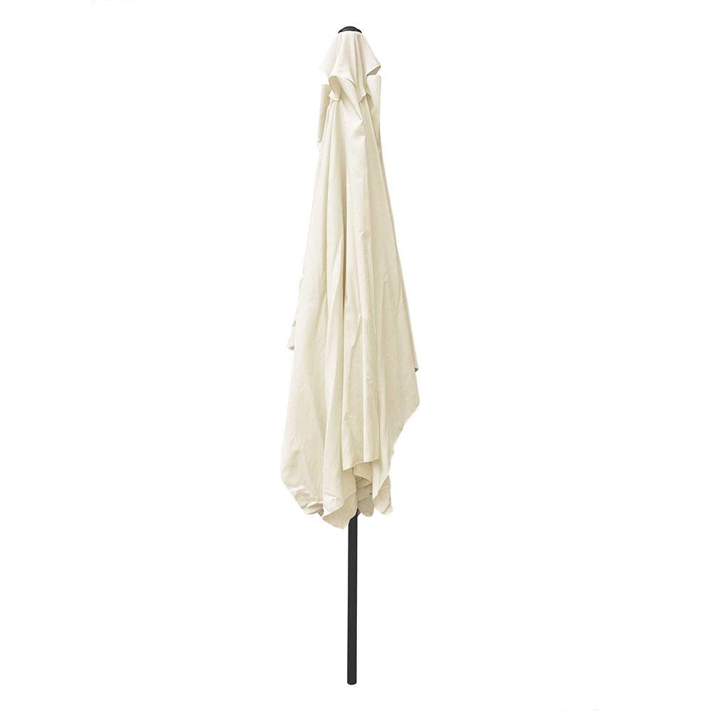 Outdoor-Patio-Umbrella-Aluminum-8ft-9ft-10ft-13ft-Common-LED-Option-Beach-Garden thumbnail 78
