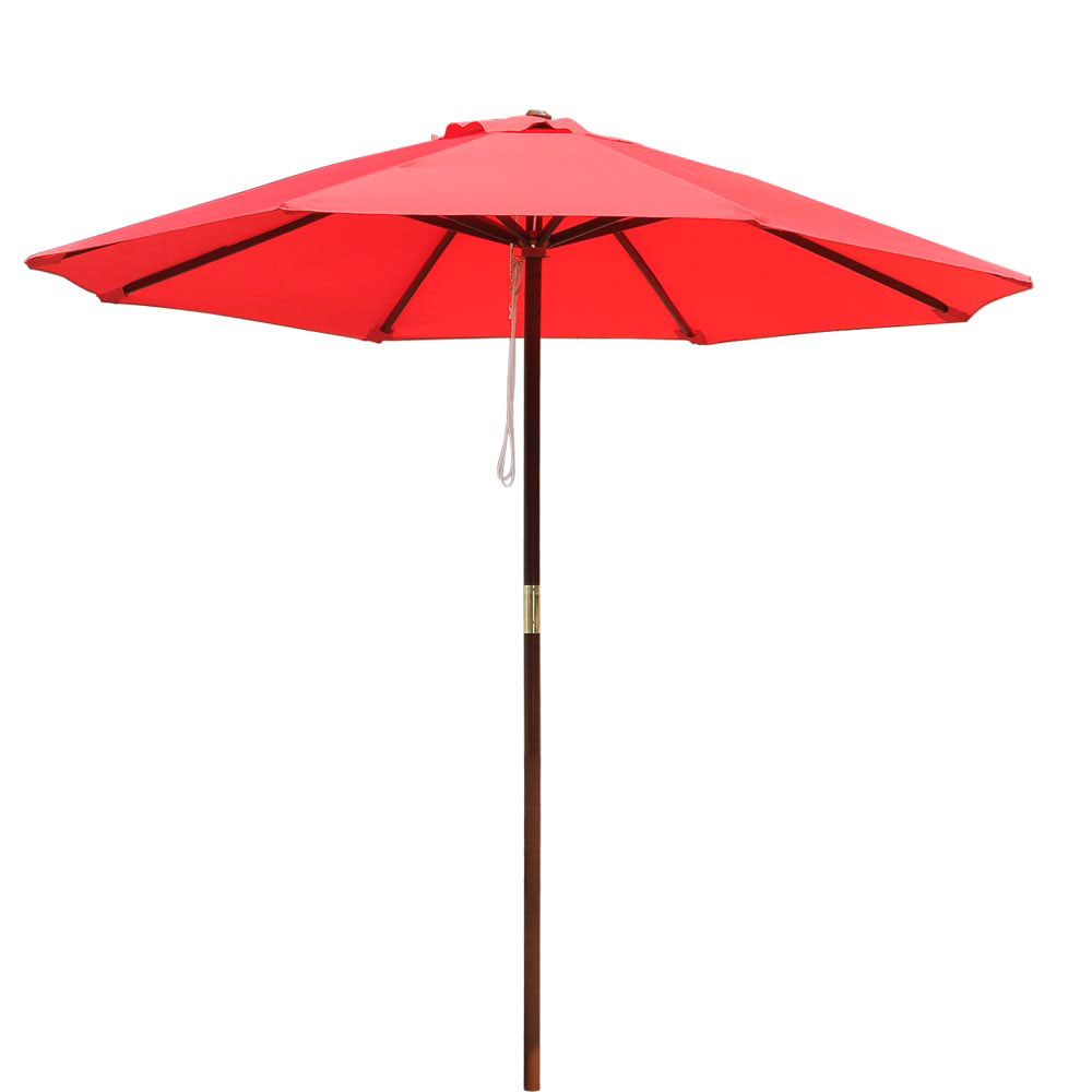 9FT-Patio-Umbrella-Canopy-Top-Cover-Replacement-8-Ribs-Market-Outdoor-Yard thumbnail 18