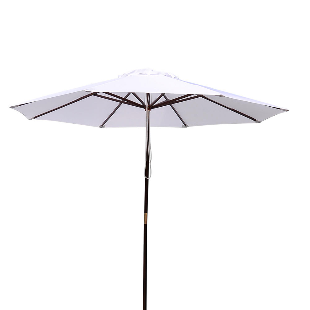 9FT-Patio-Umbrella-Canopy-Top-Cover-Replacement-8-Ribs-Market-Outdoor-Yard thumbnail 23