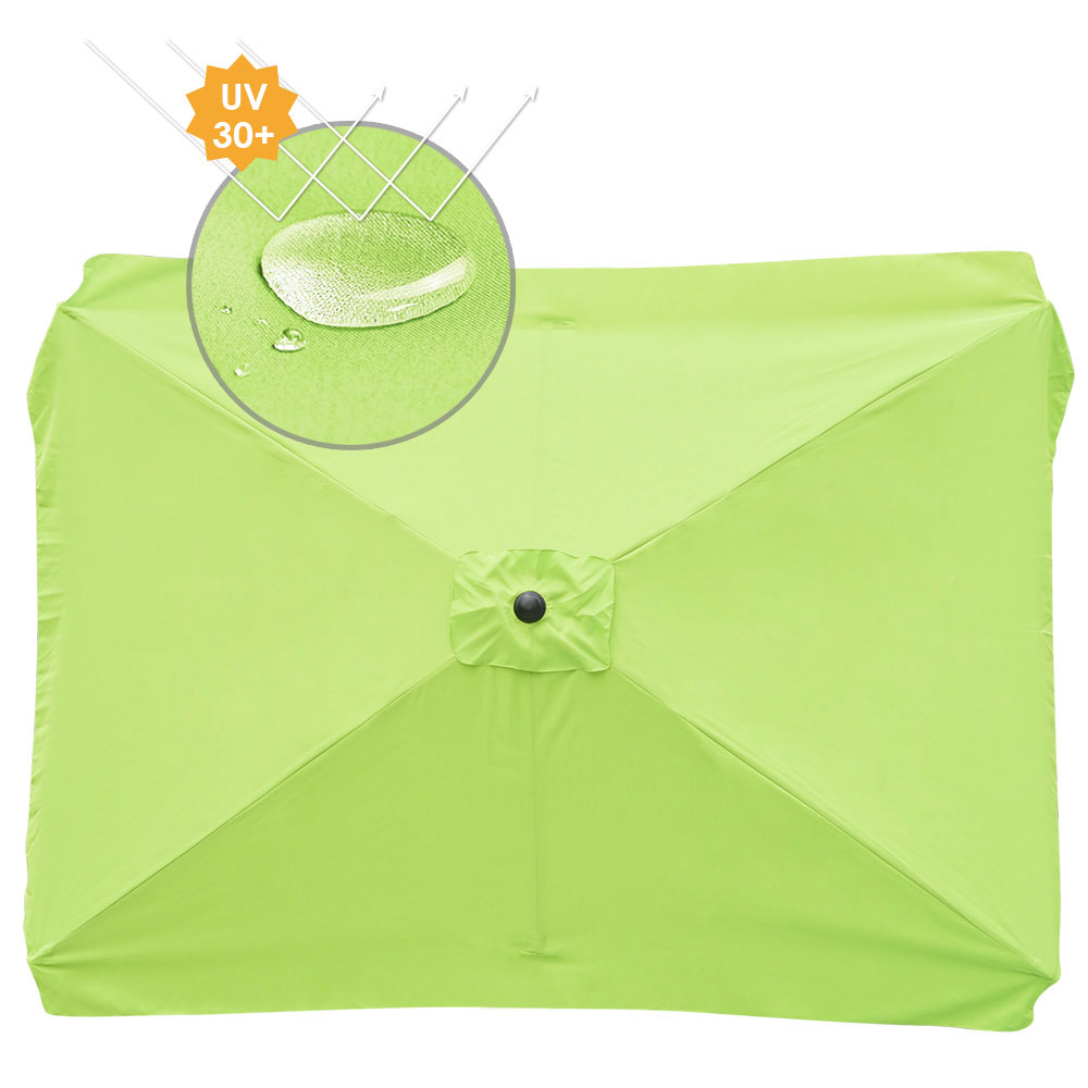 8-039-9-039-10-039-13-039-Umbrella-Replacement-Canopy-8-Rib-Outdoor-Patio-Top-Cover-Only-Opt thumbnail 22