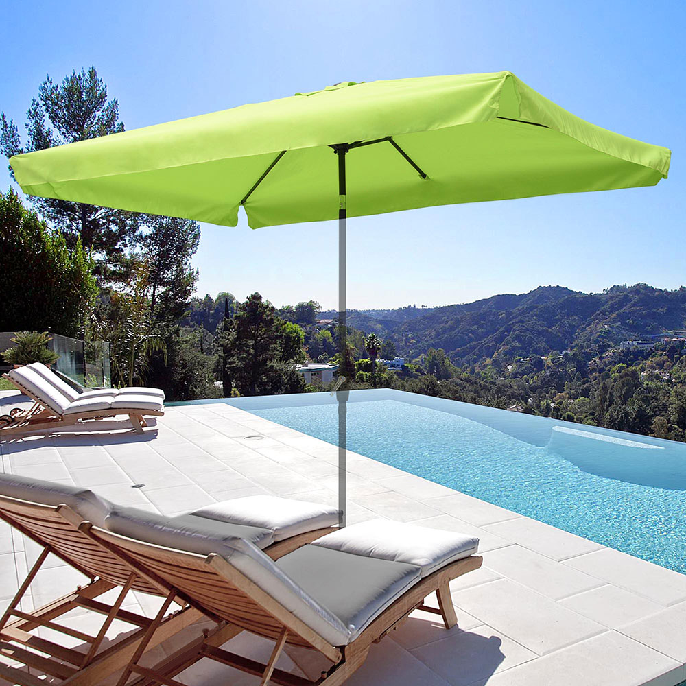 8-039-9-039-10-039-13-039-Umbrella-Replacement-Canopy-8-Rib-Outdoor-Patio-Top-Cover-Only-Opt thumbnail 23