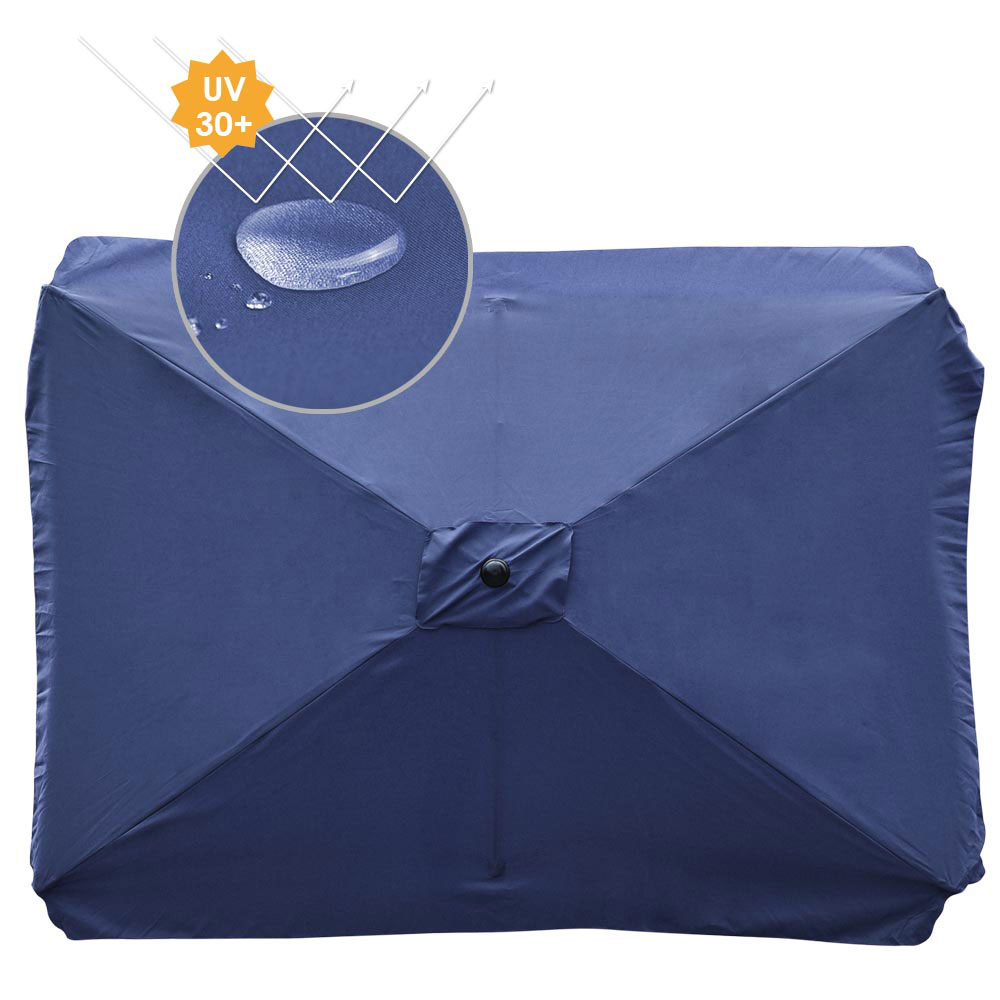 8-039-9-039-10-039-13-039-Umbrella-Replacement-Canopy-8-Rib-Outdoor-Patio-Top-Cover-Only-Opt thumbnail 28