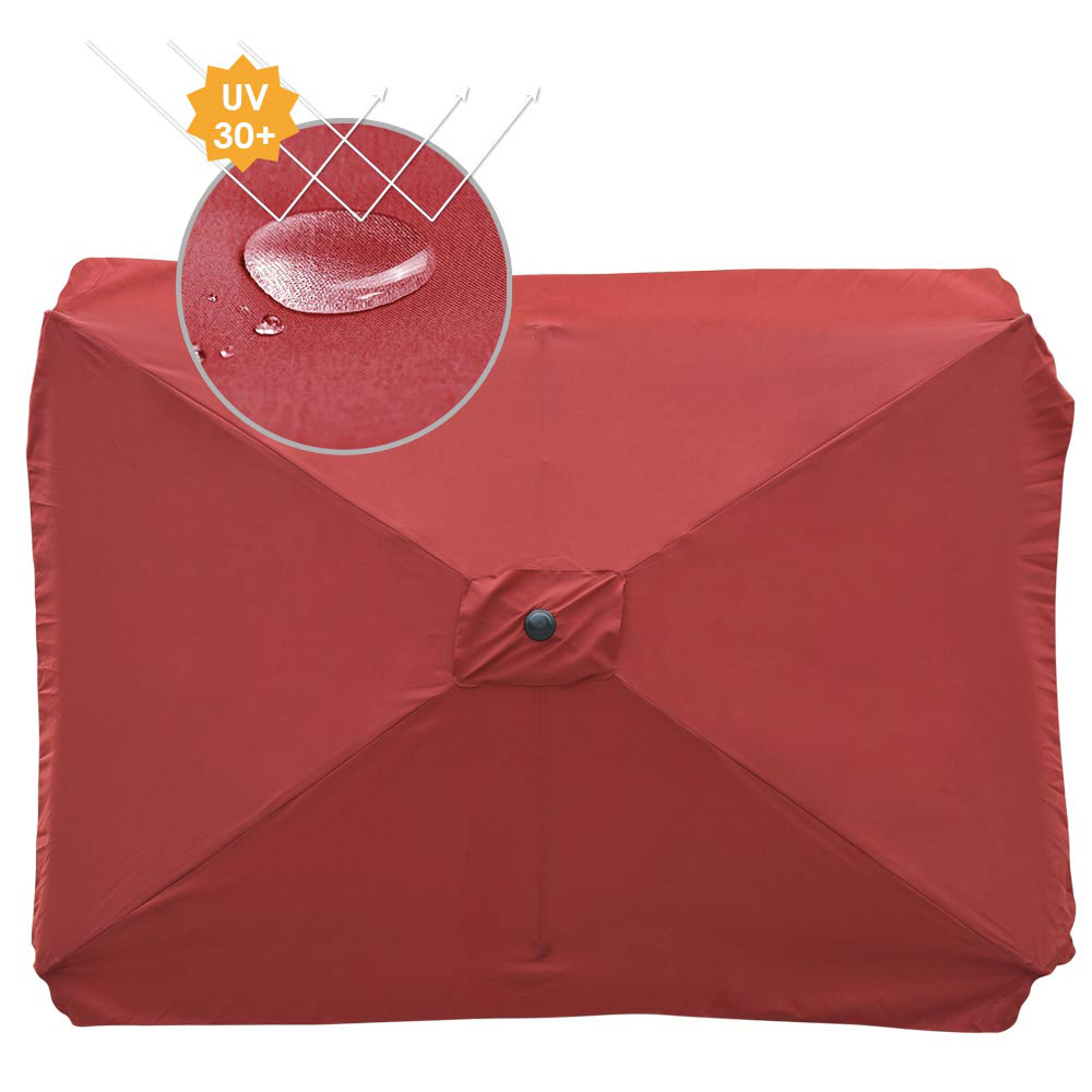 8-039-9-039-10-039-13-039-Umbrella-Replacement-Canopy-8-Rib-Outdoor-Patio-Top-Cover-Only-Opt thumbnail 34