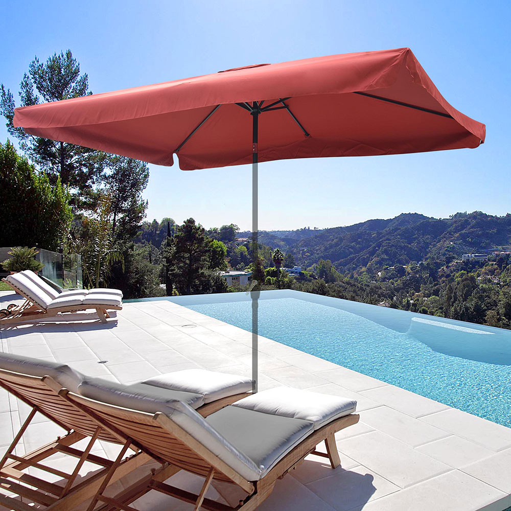 8-039-9-039-10-039-13-039-Umbrella-Replacement-Canopy-8-Rib-Outdoor-Patio-Top-Cover-Only-Opt thumbnail 35