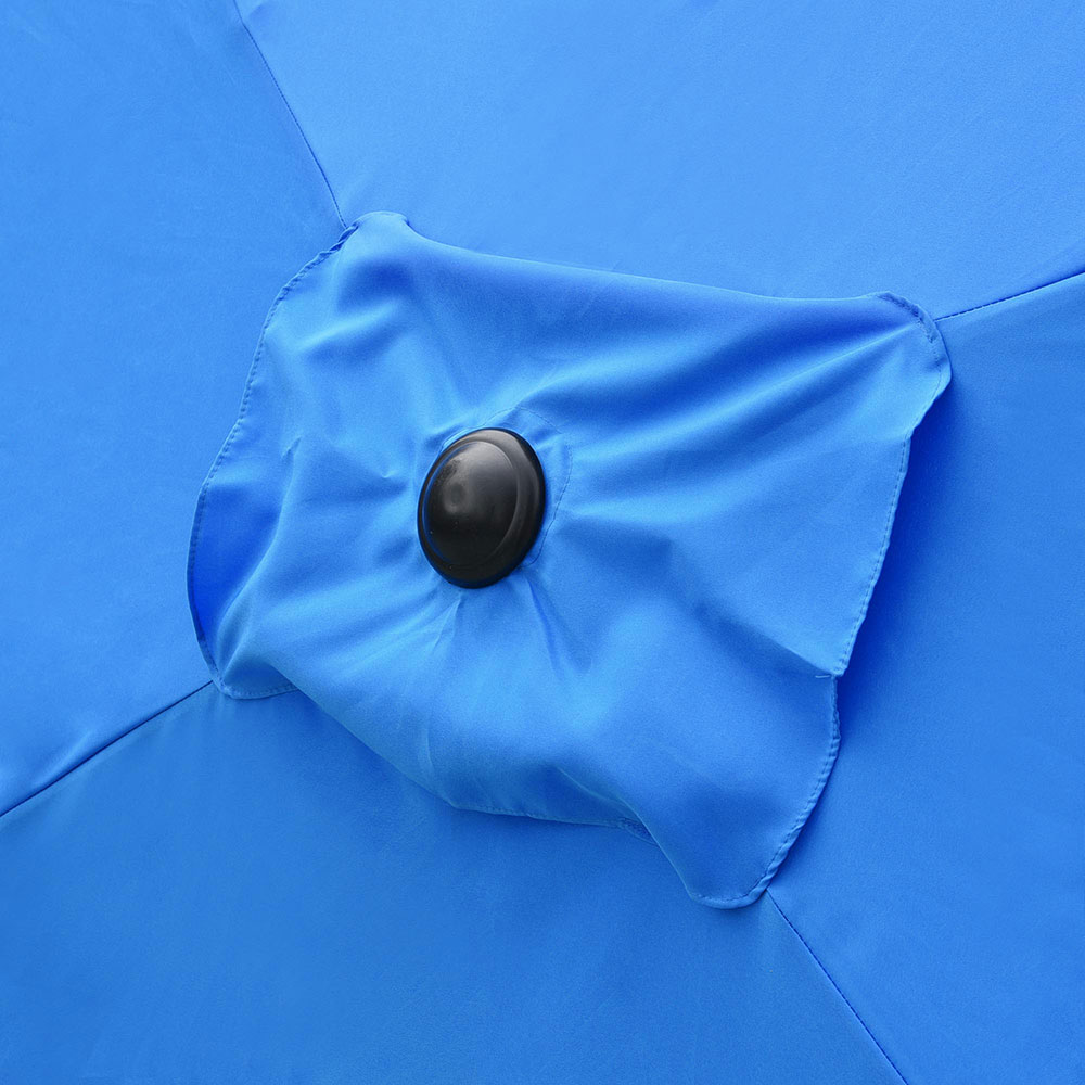 thumbnail 155 - 8'/9'/10'/13' Umbrella Replacement Canopy 8 Rib Outdoor Patio Top Cover Only Opt