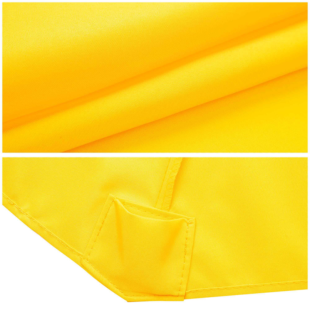 thumbnail 349 - 8'/9'/10'/13' Umbrella Replacement Canopy 8 Rib Outdoor Patio Top Cover Only Opt