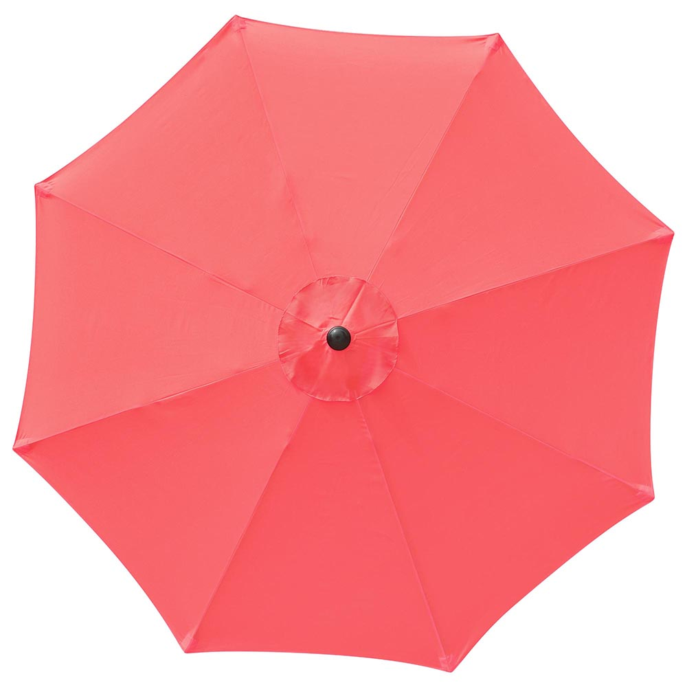 thumbnail 387 - 8'/9'/10'/13' Umbrella Replacement Canopy 8 Rib Outdoor Patio Top Cover Only Opt