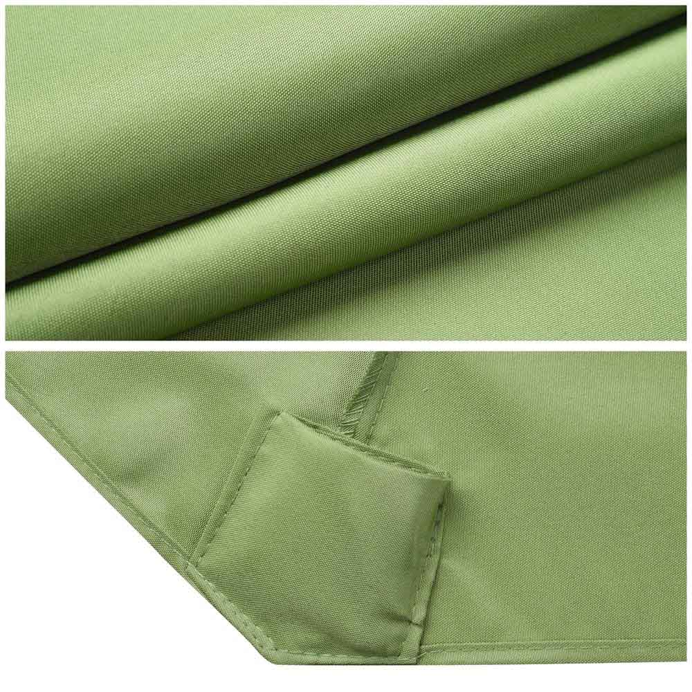 thumbnail 378 - 8'/9'/10'/13' Umbrella Replacement Canopy 8 Rib Outdoor Patio Top Cover Only Opt