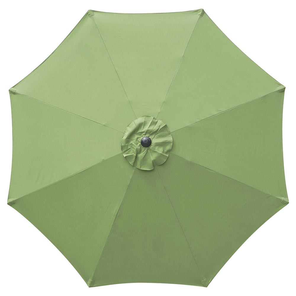 thumbnail 379 - 8'/9'/10'/13' Umbrella Replacement Canopy 8 Rib Outdoor Patio Top Cover Only Opt