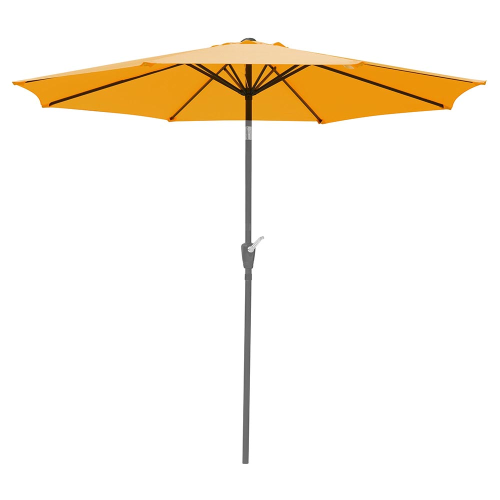 thumbnail 494 - 8'/9'/10'/13' Umbrella Replacement Canopy 8 Rib Outdoor Patio Top Cover Only Opt