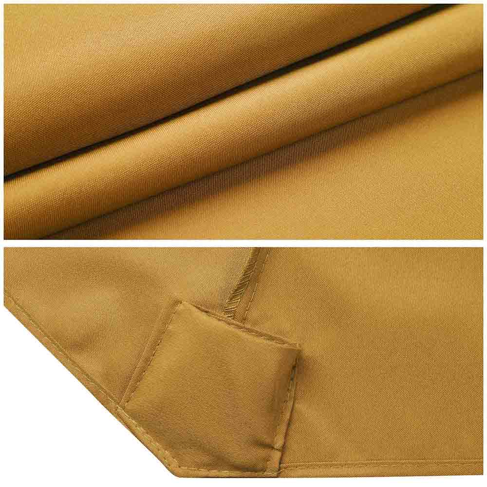 thumbnail 495 - 8'/9'/10'/13' Umbrella Replacement Canopy 8 Rib Outdoor Patio Top Cover Only Opt