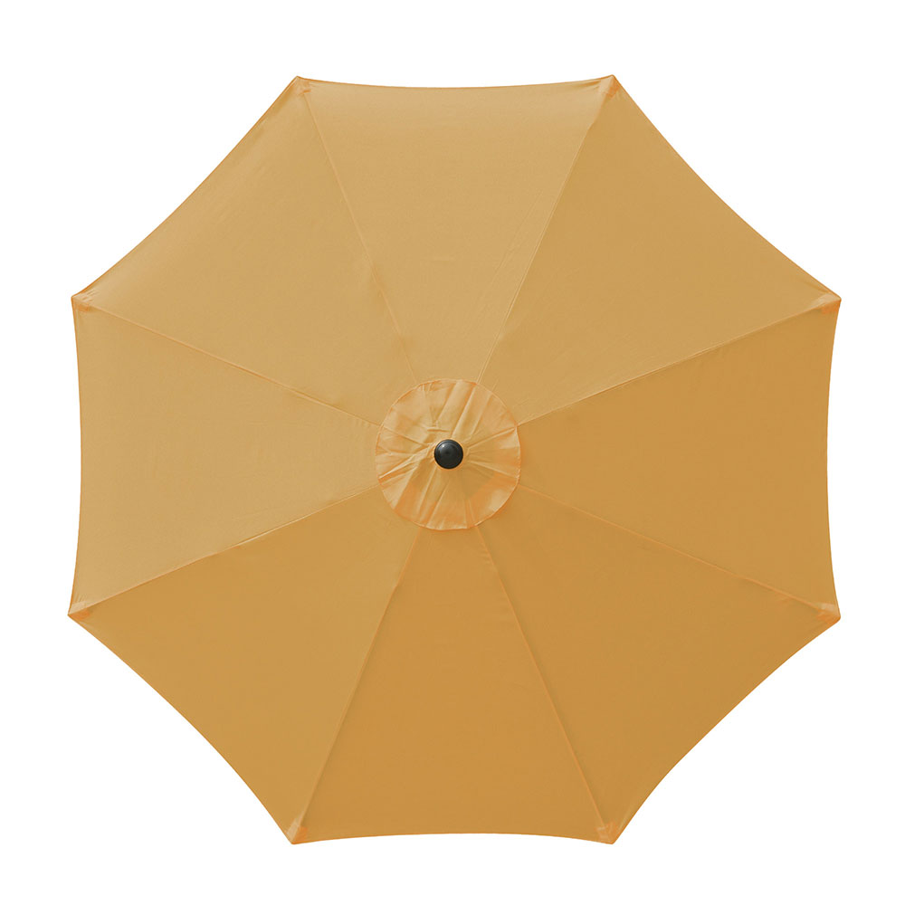 thumbnail 496 - 8'/9'/10'/13' Umbrella Replacement Canopy 8 Rib Outdoor Patio Top Cover Only Opt