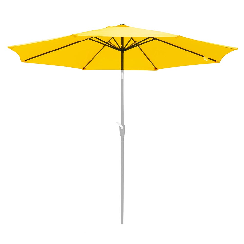 thumbnail 28 - 8'/9'/10'/13' Umbrella Replacement Canopy 8 Rib Outdoor Patio Top Cover Only Opt