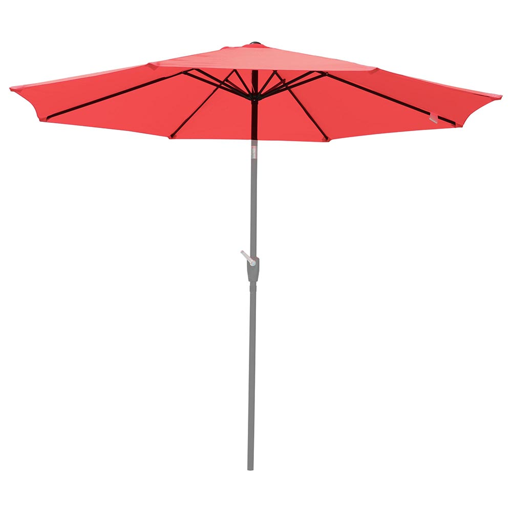 thumbnail 70 - 8'/9'/10'/13' Umbrella Replacement Canopy 8 Rib Outdoor Patio Top Cover Only Opt