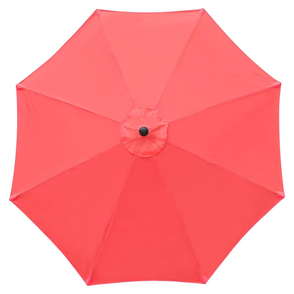thumbnail 72 - 8'/9'/10'/13' Umbrella Replacement Canopy 8 Rib Outdoor Patio Top Cover Only Opt