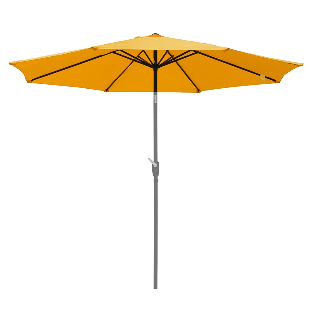 thumbnail 77 - 8'/9'/10'/13' Umbrella Replacement Canopy 8 Rib Outdoor Patio Top Cover Only Opt