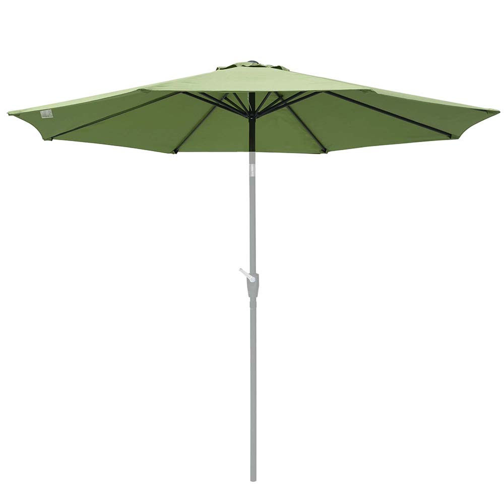 thumbnail 63 - 8'/9'/10'/13' Umbrella Replacement Canopy 8 Rib Outdoor Patio Top Cover Only Opt