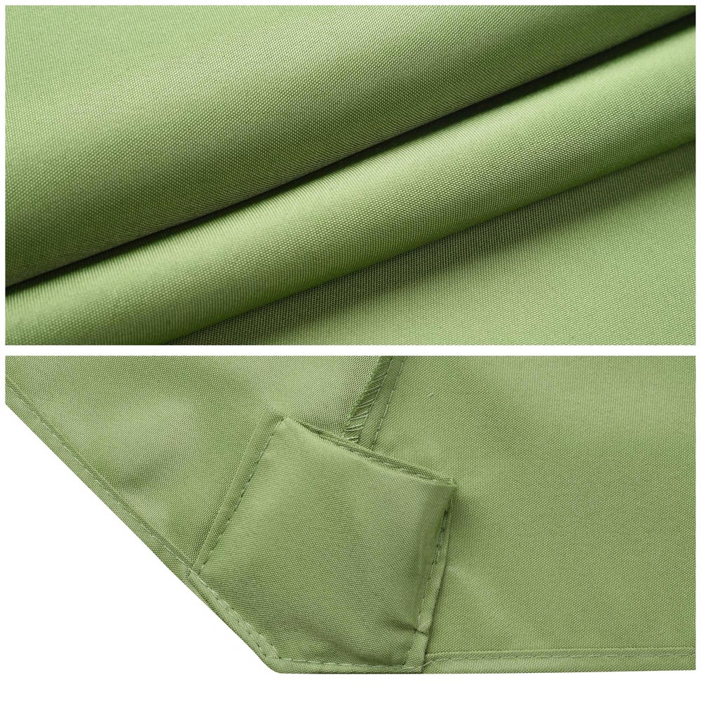 thumbnail 64 - 8'/9'/10'/13' Umbrella Replacement Canopy 8 Rib Outdoor Patio Top Cover Only Opt