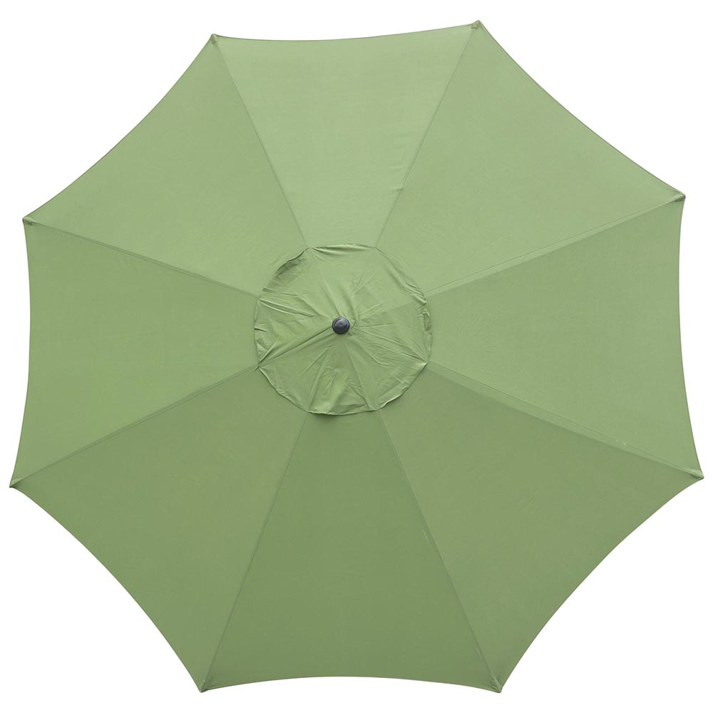 thumbnail 307 - 8'/9'/10'/13' Umbrella Replacement Canopy 8 Rib Outdoor Patio Top Cover Only Opt